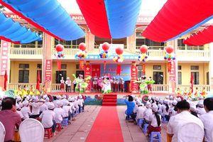 Huyện Thanh Oai: Quy hoạch bài bản mạng lưới trường lớp