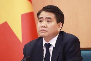 Sau khởi tố 'Chiếm đoạt tài liệu mật', Chủ tịch Chung còn bị điều tra 2 vụ án?