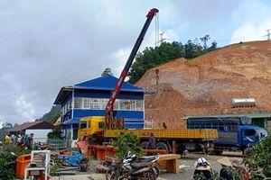 Trạm dừng chân trái phép Panorama tại Bình Thuận bị tháo dỡ