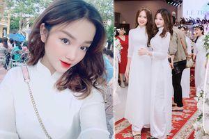 Nữ sinh Phú Thọ thi Hoa hậu Việt Nam 2020 vì được mẹ khuyên