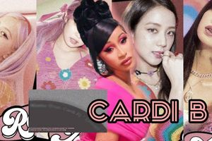 HOT: Cardi B là ngôi sao US-UK tiếp theo kết hợp với BlackPink?