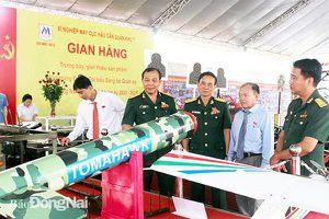 Lực lượng vũ trang Đồng Nai trưởng thành cùng đất nước