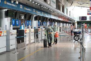 Đề nghị mở chuyến bay đưa 600 người từ Đà Nẵng về TP.HCM