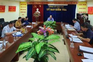 Hàng loạt cán bộ ở Lào Cai bị kỷ luật do sai phạm về đất đai, tài chính