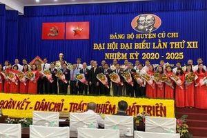 TP HCM: Ông Nguyễn Quyết Thắng tái đắc cử Bí thư Huyện ủy Củ Chi