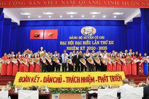 Đồng chí Nguyễn Quyết Thắng tái đắc cử Bí thư Huyện ủy Củ Chi