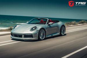 Ngắm bản độ Porsche 992 Cabriolet siêu chất từ TechArt
