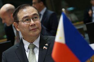 Biển Đông: Philippines đưa ra cảnh báo 'nghiêm khắc' với Trung Quốc