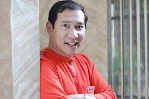 NSƯT Quang Thắng kể kỉ niệm 'đau thương' khi chụp hình cùng 'Hoa khôi' bóng chuyền Kim Huệ