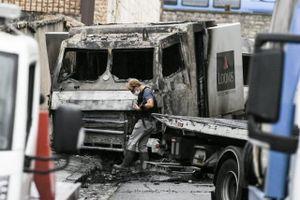 Pháp: Cướp tấn công xe bọc thép chở 15 triệu USD