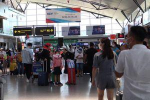 Đề nghị mở chuyến bay đưa 600 người 'mắc kẹt' ở Đà Nẵng về TPHCM