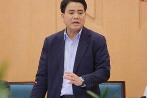 Những vụ án khiến Chủ tịch UBND TP.Hà Nội Nguyễn Đức Chung vướng vòng lao lý