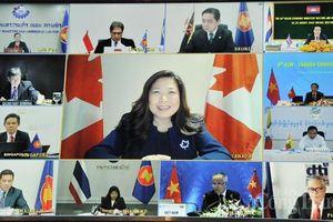 ASEAN - Canada: Không áp dụng biện pháp bảo hộ ảnh hưởng đến chu chuyển hàng hóa, dịch vụ thiết yếu