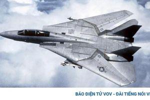 F-14 Tomcat – Tiêm kích huyền thoại một thời của Hải quân Mỹ