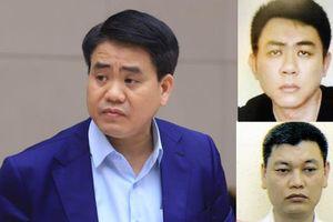 Những cán bộ nào của Hà Nội bị bắt vì tội 'Chiếm đoạt tài liệu bí mật Nhà nước'?