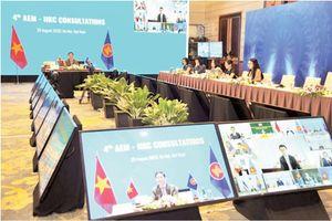 ASEAN hợp lực thúc đẩy kinh tế hậu Covid-19