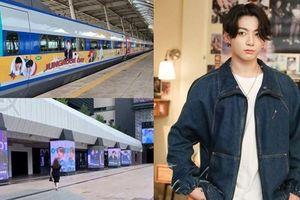 Sốc với màn tổ chức sinh nhật hoành tráng cho Jung Kook (BTS) của ARMY trên toàn thế giới