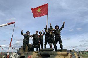 Xuất sắc: Công binh Việt Nam bảo vệ thành công huy chương Đồng Army Games
