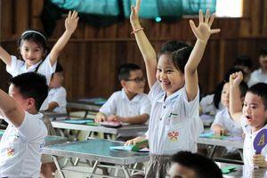 Tuyên truyền bài tập thể dục giúp học sinh phòng, chống dịch COVID-19