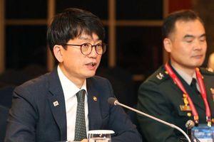 Hàn Quốc tổ chức Đối thoại quốc phòng Seoul theo hình thức trực tuyến