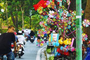 Hà Nội rực rỡ cờ hoa chào mừng 75 năm Quốc khánh 2/9