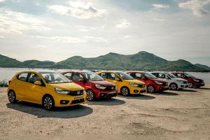 Giá lăn bánh ôtô rẻ nhất của Honda tại Việt Nam