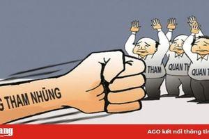 Tăng cường phòng, chống tham nhũng, tiêu cực