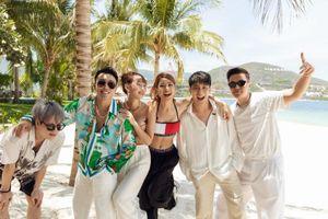 Chi Pu 'lôi kéo' hội bạn thân Sun HT, Jaykii, Bê Trần tham gia 'Chi Pu's Greatest Show'