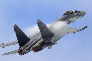 Nga triển khai thêm máy bay chiến đấu Su-35S tới Syria để làm gì?