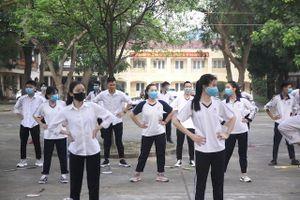 Huyện Sóc Sơn: Không bắt buộc học sinh may đồng phục mới cho năm học 2020 - 2021