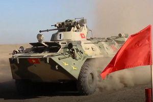 Bộ đội Việt Nam cưỡi thiết giáp BTR-82A diệt 'chim sắt': Nhanh, gọn!