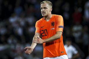 Van De Beek và đội hình 'Người Hà Lan bay' của MU