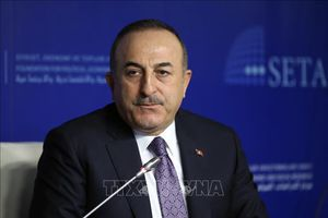 Thổ Nhĩ Kỳ tuyên bố sẵn sàng đối thoại với Hy Lạp