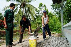 Cựu chiến binh vùng ĐBSCL làm theo lời BácBài 3: Chung sức xây dựng quê hương