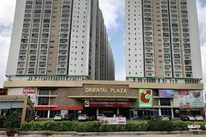 Đề nghị cưỡng chế tháo dỡ 43 căn hộ xây trái phép tại chung cư Oriental Plaza
