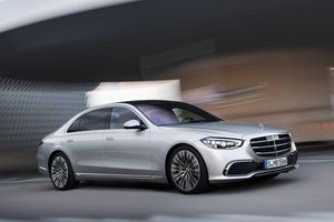 Mercedes-Benz S-Class 2021 ra mắt