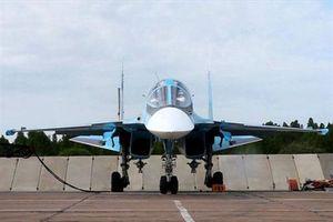 Công bố thời điểm giao Su-34M nâng cấp cho Không quân Nga