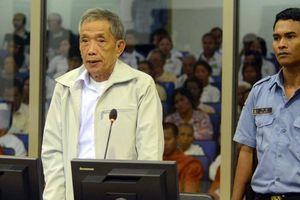 Thủ lĩnh Khmer Đỏ, cai ngục Kaing Guek Eav đã chết khi đang thụ án tù