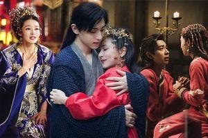 Những hôn lễ chìm trong biển nước mắt trên màn ảnh nhỏ xứ Trung