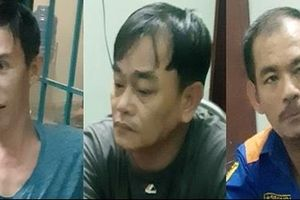 Tuần tra lúc rạng sáng, Cảnh sát phát hiện 3 đối tượng tàng trữ ma túy
