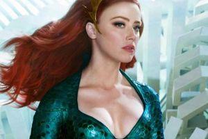Bất chấp bị phản đối vì đời tư lùm xùm, Amber Heard vẫn sẽ góp mặt trong 'Aquaman 2'?