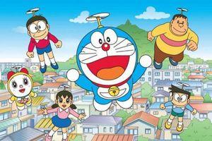 Hôm nay 3-9 là sinh nhật của Doraemon