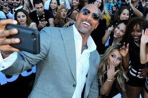 Khối tài sản 320 triệu USD của The Rock