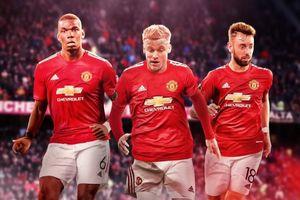 Man United sẽ chơi như thế nào khi sở hữu Donny van de Beek?