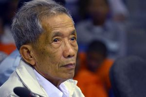 Cai tù khét tiếng của Khmer Đỏ chết khi đang thụ án chung thân