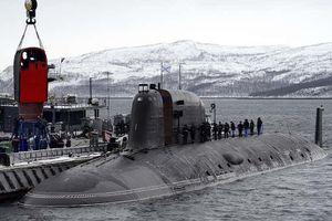 Được trang bị tên lửa hành trình lắp đầu đạn hạt nhân, tàu ngầm Nga trở thành 'cơn ác mộng' với Mỹ
