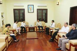 Việt Nam-Philippines chia sẻ kinh nghiệm tổ chức các kỳ SEA Games