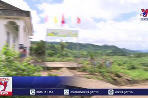 Xã vùng III đạt chuẩn nông thôn mới đầu tiên ở Kon Tum