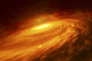 Quá khứ bất ngờ của hố đen nặng gấp 142 lần khối lượng Mặt trời