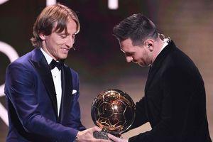 Luka Modric: 'Messi ra đi, ngôi sao khác sẽ xuất hiện'